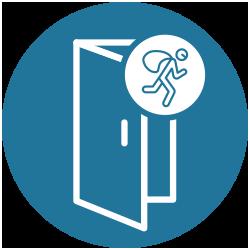 Icon Einbruchschutz Türen